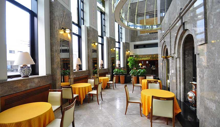 岡山「倉敷 ROYAL ART HOTEL」飯店內