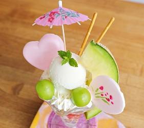 岡山水果聖代