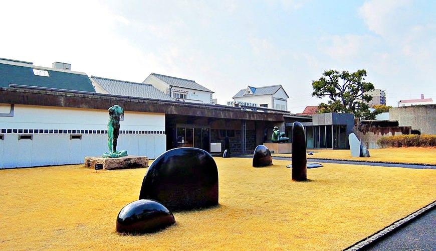 岡山倉敷必去景點「大原美術館」的分館