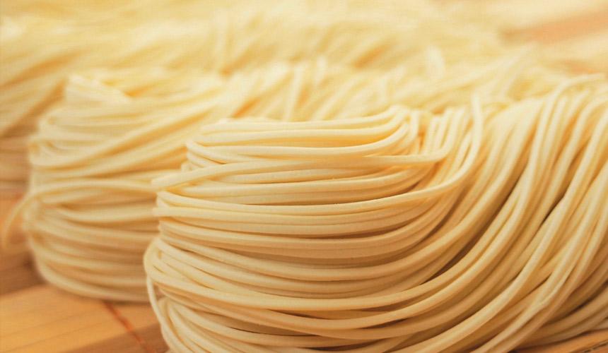 Ensoleille的義大利麵生麵