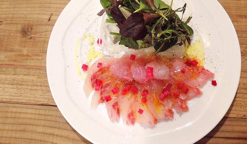 Ensoleille本日鮮魚冷盤