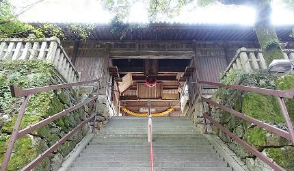 日本岡山桃太郎吉備津神社