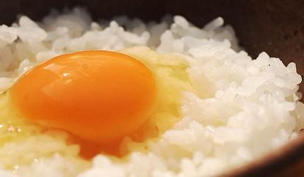 日本岡山「美咲町」的名物美食生雞蛋拌飯