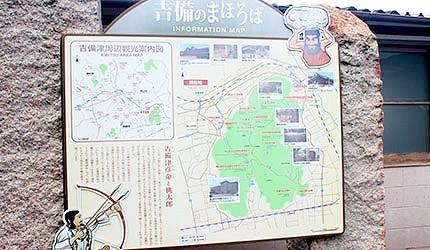 日本冈山吉备津地区观光介绍