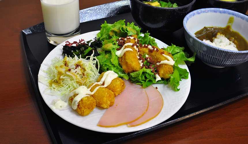 岡山飯店「倉敷 ROYAL ART HOTEL」的餐廳RAVENNA的料理