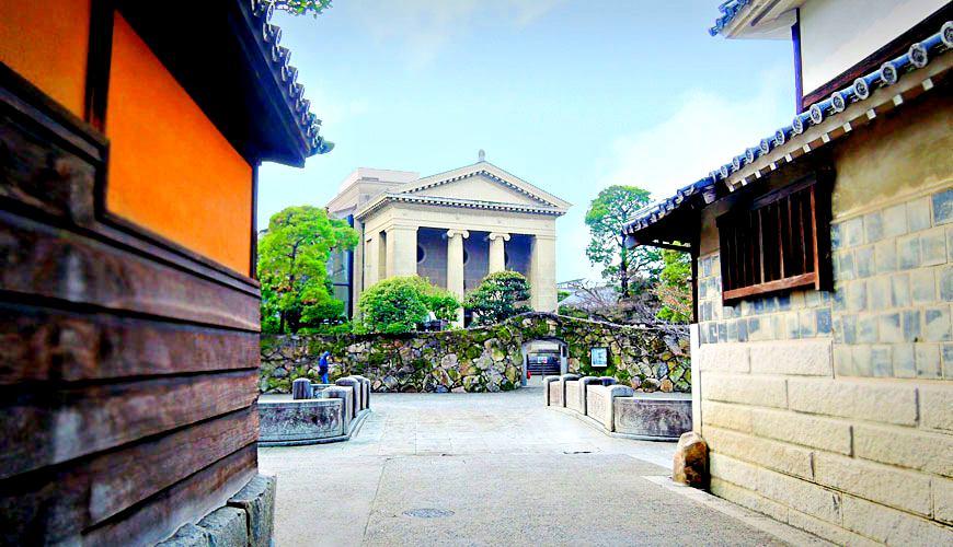 岡山倉敷旅遊推薦:到「大原美術館」看莫內、馬蒂斯、雷諾瓦世界名畫!