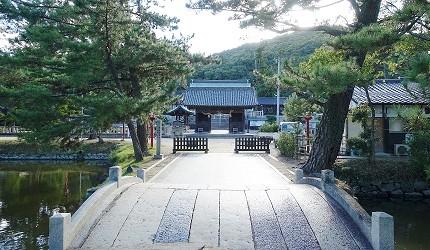 日本岡山桃太郎吉備津彥神社