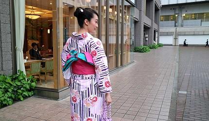 日本山陽山陰自由行:JR西日本宇野、尾道、琴平的藝術觀光列車「La Malle de Bois」HOTEL GRANVIA OKAYAMA的和服浴衣體驗