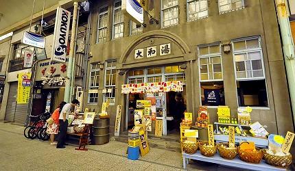 日本山陽山陰自由行:JR西日本宇野、尾道、琴平的藝術觀光列車「La Malle de Bois」尾道商店街