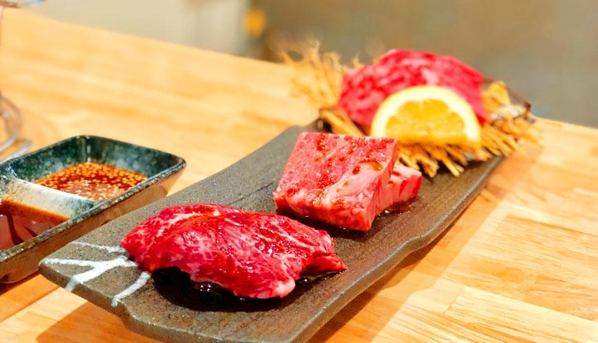 岡山車站步行可到「炭火庵 犇き堂」燒肉店大啖和牛燒烤!3,500日圓燒肉無限暢飲套餐超划算!