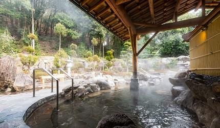 冈山和气町和气鹈饲谷温泉
