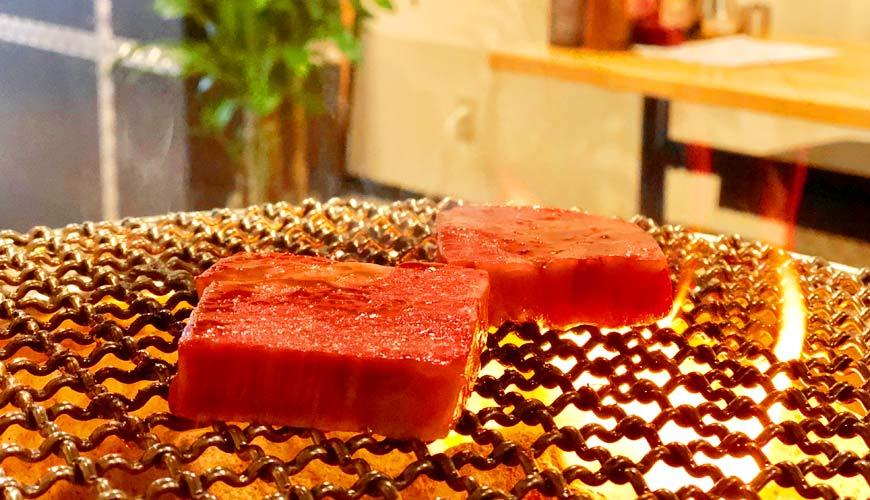 岡山車站步行可到!「炭火庵 犇き堂」高CP值燒肉店大啖和牛燒烤的燒肉