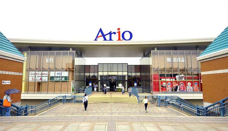 岡山必逛大型購物商場「Ario倉敷」!緊鄰倉敷車站1分鐘就到