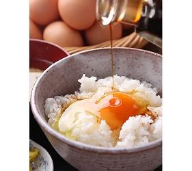 日本冈山「美咲町」的名物美食生鸡蛋拌饭