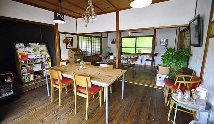 日本冈山「美咲町」的「⑤deli」