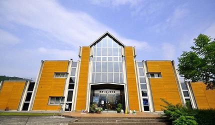 日本岡山「美咲町」的「柵原礦山資料館」