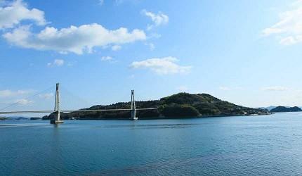 東廣島景點推薦大芝大橋、小芝島