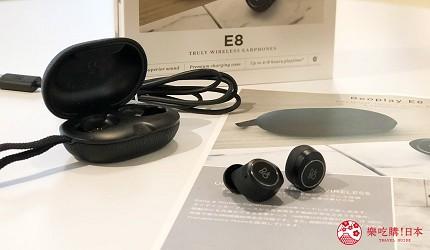 岡山表町購物必去「Omotecho Style Store」選物店販售的「B&O無限藍牙耳機」