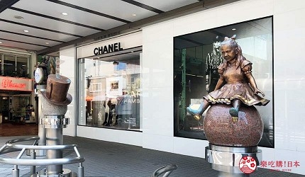 岡山表町購物必去選物店「Omotecho Style Store」的交通方式步驟三