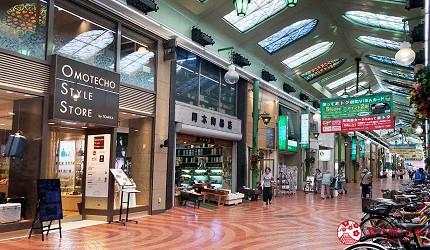 岡山表町購物必去選物店「Omotecho Style Store」的交通方式步驟四