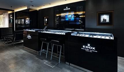 岡山表町購物必去精湛工藝手錶專賣店「TOMIYA CHRONO FACTORY 表町店」的人氣「G-shock」手錶