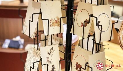 岡山表町購物必去「Omotecho Style Store」選物店有老牌文具店伊東屋的創意明信片