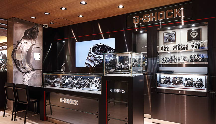 岡山表町購物必去精湛工藝手錶專賣店「TOMIYA CHRONO FACTORY 表町店」