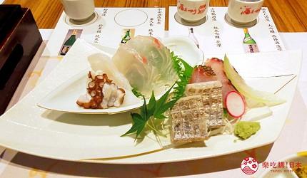 東京銀座的廣島餐廳「銀座 遠音近音」
