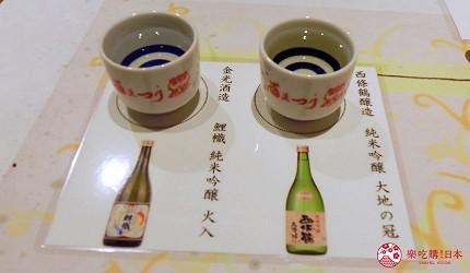 日本酒東廣島產純米吟釀酒推薦