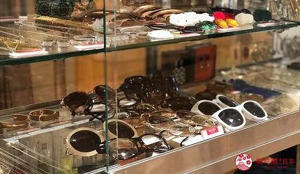 岡山購物必逛「三井OUTLET PARK倉敷」內的「BEAMS」的各種配件