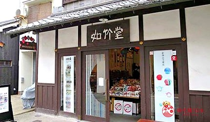 岡山倉敷出發推薦小旅行「井原線」鐵道到倉敷裡的「如竹堂」