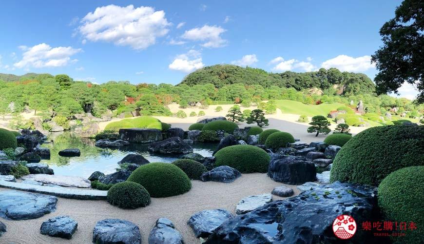 日本山陰地區島根線鳥取縣自由行推薦景點足立美術館