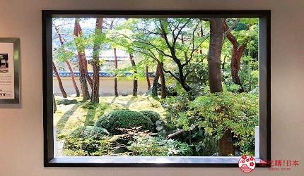 日本山阴地区岛根线鸟取县自由行推荐景点足立美术馆一景