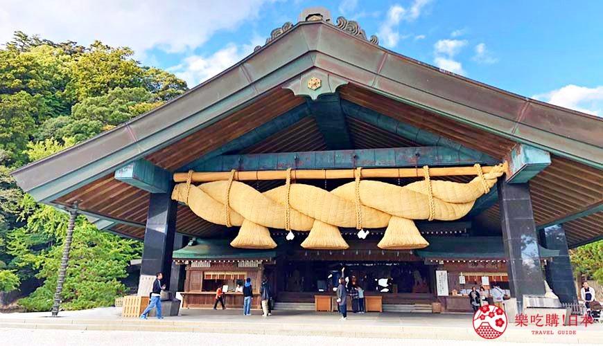 日本島根鳥取自由行一次制霸!出雲大社求良緣、泡溫泉的2天1夜推薦行程