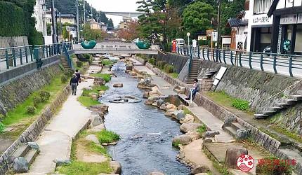 日本山阴地区岛根线鸟取县自由行推荐景点玉造温泉街