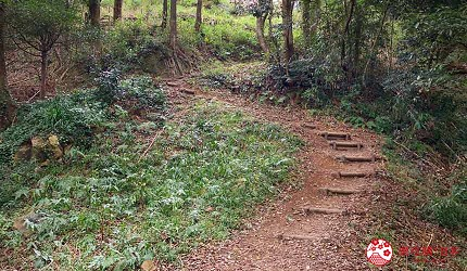 日本山阴地区岛根缐鸟取县自由行推荐景点米子城遗址登山步道