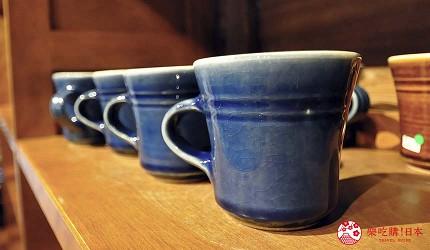 日本島根「出雲市」推薦景點出西窯的陶器