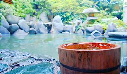 日本山阴地区岛根线鸟取县自由行推荐的玉造温泉