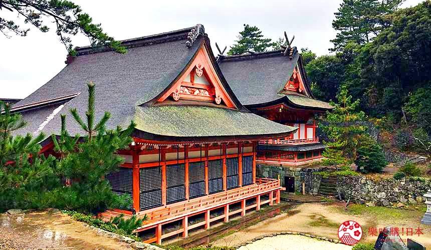 日本島根「出雲市」知名景點日御碕神社