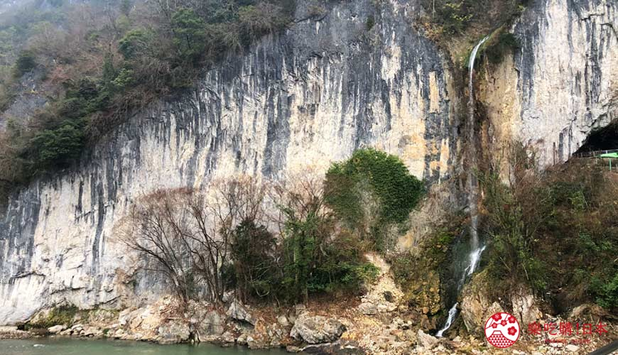 日本冈山钟乳石洞秘境去「新见」!钟乳石洞「井仓洞」外观