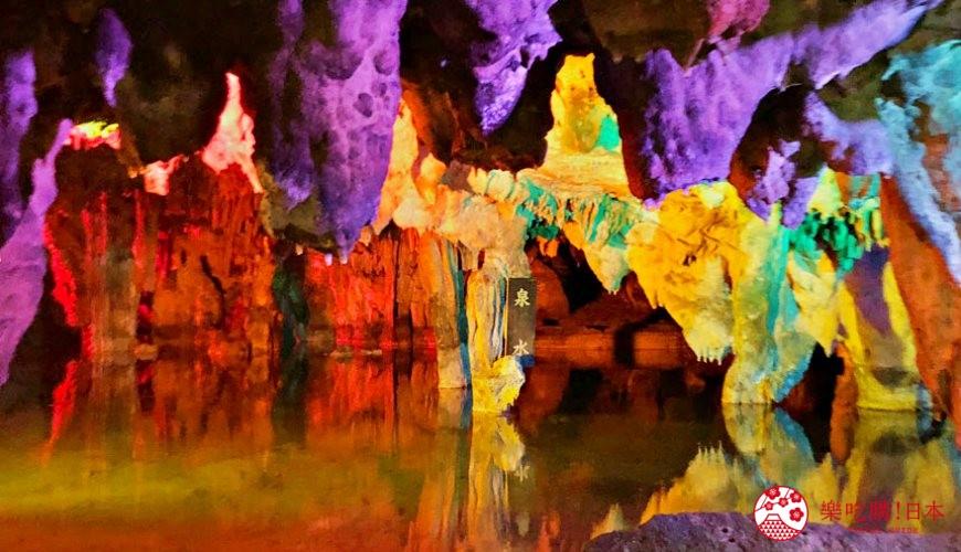 日本冈山钟乳石洞秘境去「新见」!井仓洞、泡温泉的两天一夜自由行