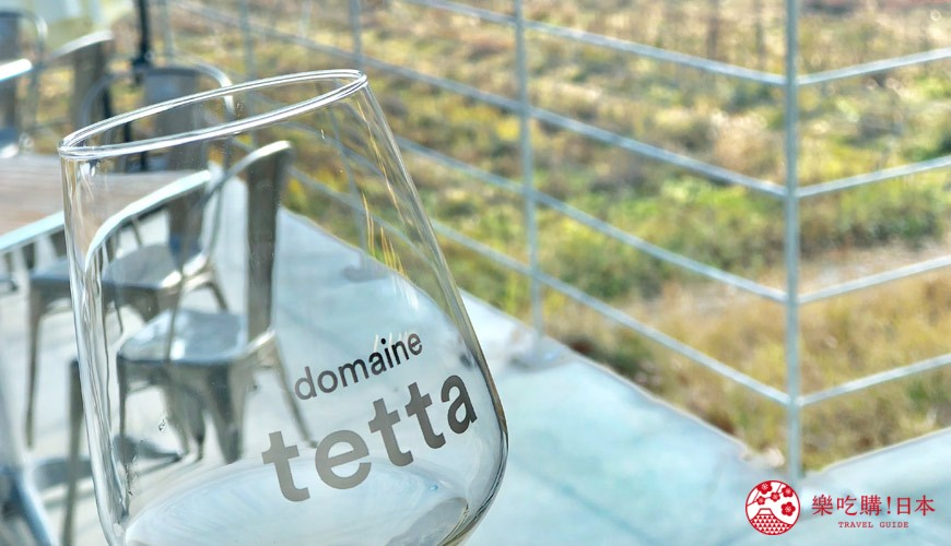 日本冈山钟乳石洞秘境去「新见」!酒庄「tetta」的酒杯