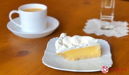 广岛吴市美食Edelweiss奶油派