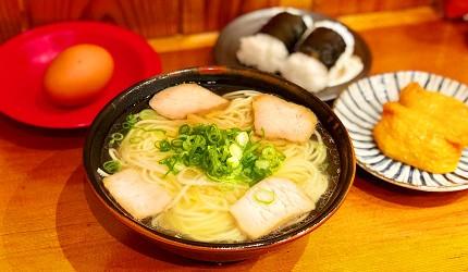 廣島吳市美食モリス中華拉麵morisu