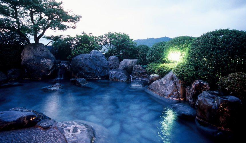 日本結緣聖地「島根」、柯南故鄉「鳥取」旅遊推薦:安來市的鷺之湯溫泉