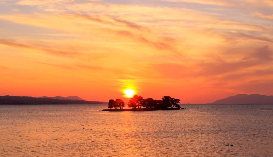 二訪結緣聖地「島根」、柯南故鄉「鳥取」旅遊提案:宍道湖夕陽絕景、美容溫泉景點推薦