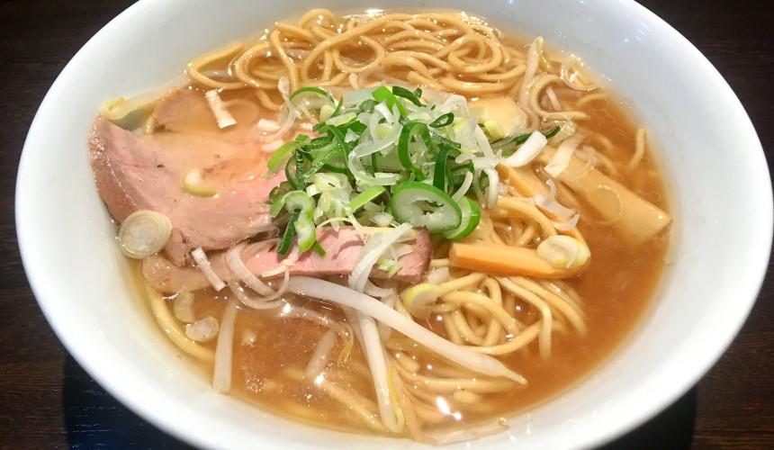 日本結緣聖地「島根」、柯南故鄉「鳥取」旅遊推薦:米子市的牛骨拉麵「滿洲味」