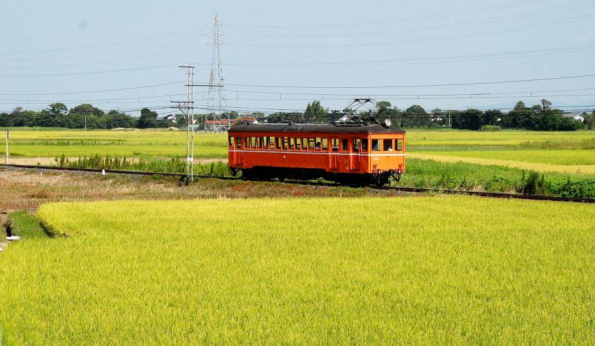 日本結緣聖地「島根」、柯南故鄉「鳥取」旅遊推薦:出雲市的一畑電車