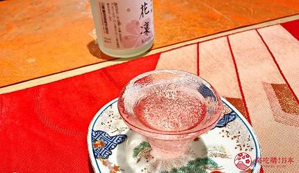 日本酒试喝