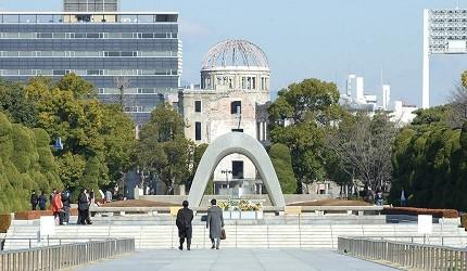 原子弹爆炸逝世者纪念碑